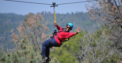 Yosemite Ziplines and Adventure Ranch